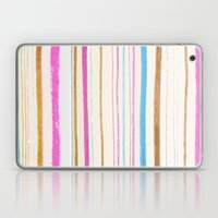 Betty's Beach Towel Laptop & iPad Skin