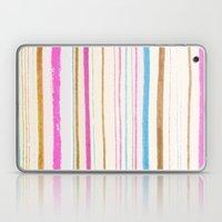 Betty's Beach Towel Laptop & iPad Skin