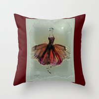 DANCER - A Star Is Born Throw Pillow