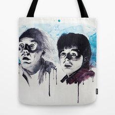 Doc & Marty Tote Bag