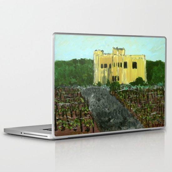 Sand Castle Winery Laptop & iPad Skin