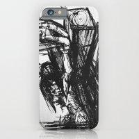 iPhone & iPod Case featuring Jesman by Dr. Lukas Brezak