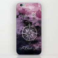 Be The One To Guide Me iPhone & iPod Skin