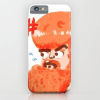 iPhone & iPod Case featuring Spartacus by Rock On Robot
