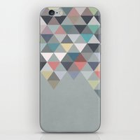 Nordic Combination 20 iPhone & iPod Skin