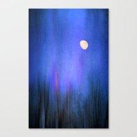 Moonlight In Samosa Canvas Print