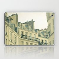 New Year In Paris Laptop & iPad Skin