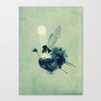 Fairy Calypso Canvas Print