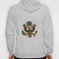 Patriotic Eagle Hoody