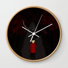 Misforautumn Wall Clock