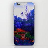 Path of Petals iPhone & iPod Skin