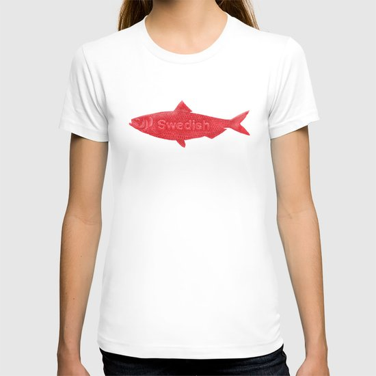 Swedish Fish T-shirt