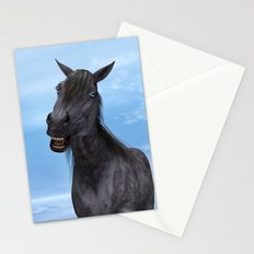 Smiling Horse Stationery Cards