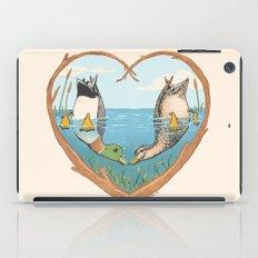 Duck Love iPad Case