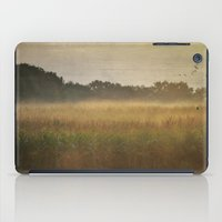 Misty Meadow iPad Case