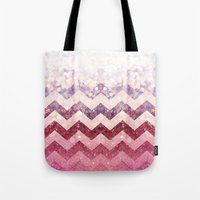 Pink Ruby Case By Zabu S… Tote Bag
