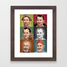 Bill Murray Framed Art Print