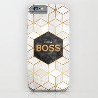 Like a boss iPhone 6 Slim Case