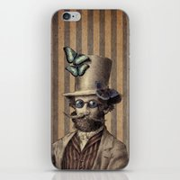Doctor Popinjay iPhone & iPod Skin
