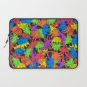 Tetrisaurus Laptop Sleeve