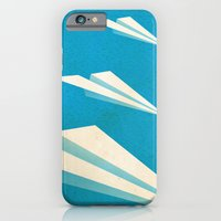 Paper squadron iPhone 6 Slim Case