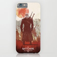 Witcher 3 wild hunt  iPhone 6 Slim Case