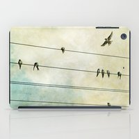 Spread My Wings And Fly iPad Case