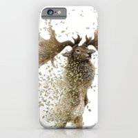 A Time Long Past iPhone 6 Slim Case