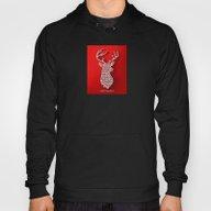 Happy Holidays - Deer Hoody