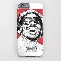 Stevie Wonder iPhone 6 Slim Case