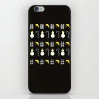 Christmas Icons II iPhone & iPod Skin