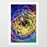 Moonsuit Art Print