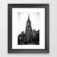 Church Of The Covenant Framed Art Print
