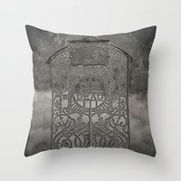 OurDead Throw Pillow
