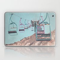 Into The Sky... Laptop & iPad Skin