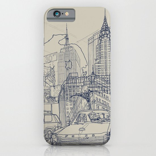 New York! iPhone & iPod Case