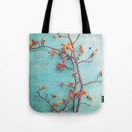 She Hung Her Dreams On B… Tote Bag