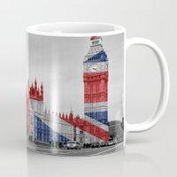 Big Ben, London Bus And … Mug