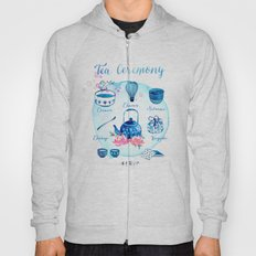 Tea Ceremony Hoody