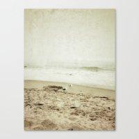 Ventura Beach, California Canvas Print