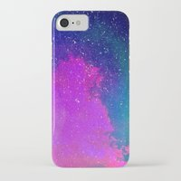 twilight iPhone & iPod Cases featuring Twilight by Angela Pesic
