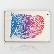 Owl Of Color Laptop & iPad Skin