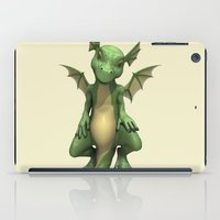 Cute Dragon iPad Case