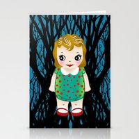 kewpie 02 Stationery Cards