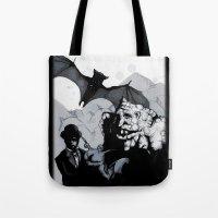 Neverending Story Tote Bag