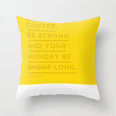 Love what you do. Throw Pillow