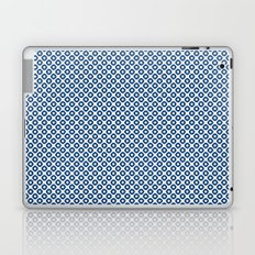 kanoko in monaco blue Laptop & iPad Skin