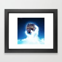 Add Up To Nought Framed Art Print