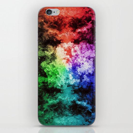 Inner Battle ~ Analog Zine iPhone & iPod Skin
