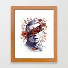 Hero Framed Art Print